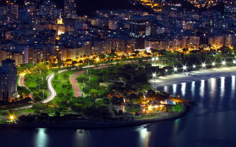 brazil-at-night-coast